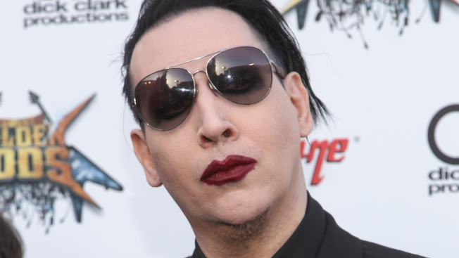 """Marilyn Manson Joining """"Sons of Anarchy"""" Cast"""