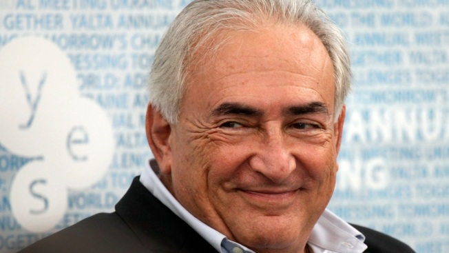 Strauss-Kahn to Be Serbia's Economic Adviser