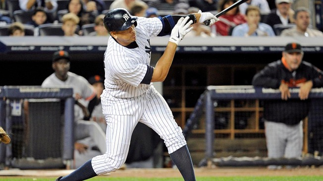 Alex Rodriguez Hits 24th Grand Slam, Breaks All-Time Record