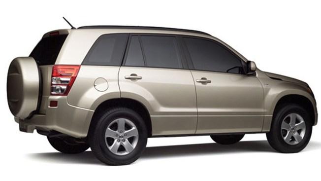 Suzuki Recalls 193,936 Vehicles for Air Bag Defect