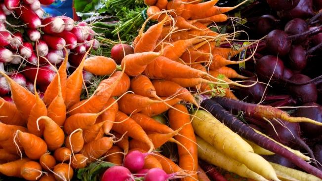 Fancy Names May Get People To Eat Their Veggies Nbc Connecticut