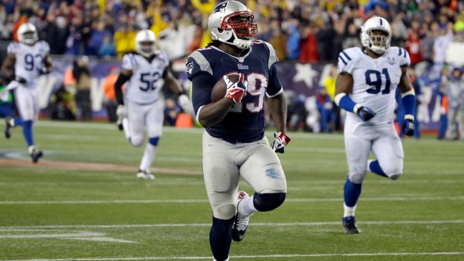 Patriots Return to AFC Championship Game