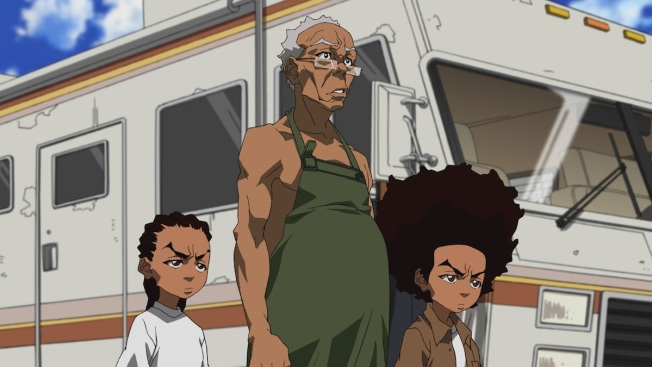 """""""The Boondocks"""" Back for Final """"Offensive"""" Season"""