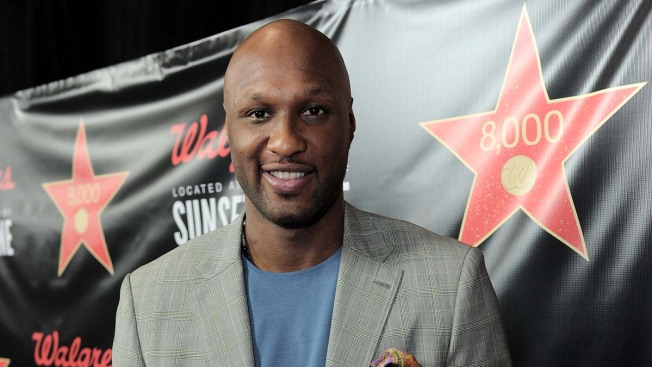 Lamar Odom Pleads Not Guilty to DUI
