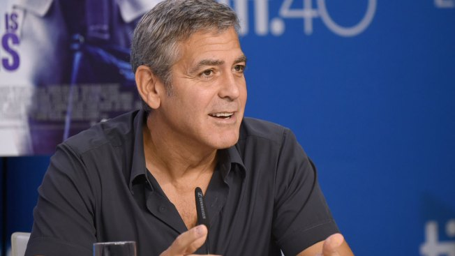 George Clooney Says More Roles Should Be Rewritten For Women