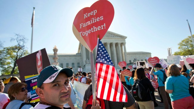 Obama Administration Asks Supreme Court for New Immigration Review With 9 Justices
