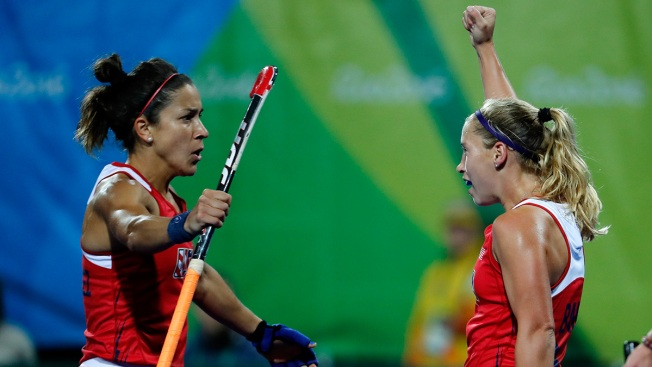 Women's Field Hockey: Katie Bam Leads US Over India