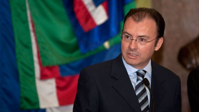 Luis Videgaray Resigns After Trump Visit to Mexico