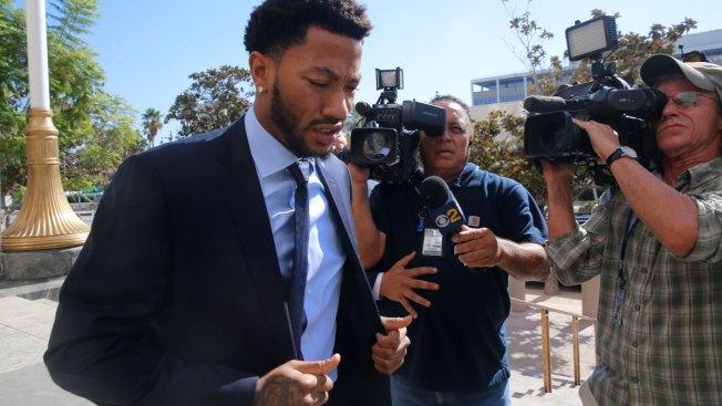 Lawyer for NBA star Derrick Rose seeks mistrial