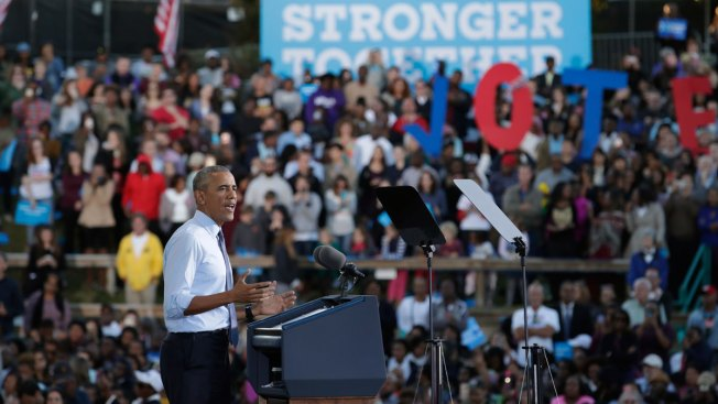 Obama: Trump Lacks 'the Basic Honesty' a President Needs
