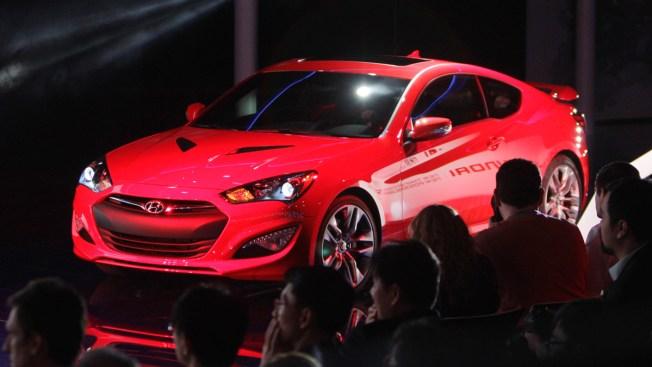 Hyundai Recalls Genesis Coupes to Fix Air Bag Wiring Problem
