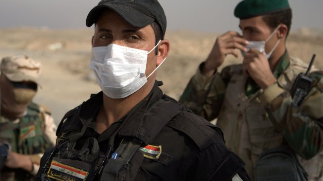 Toxic Fumes From Fires Sicken More Than 1,000 in Iraq; ISIS Suspected