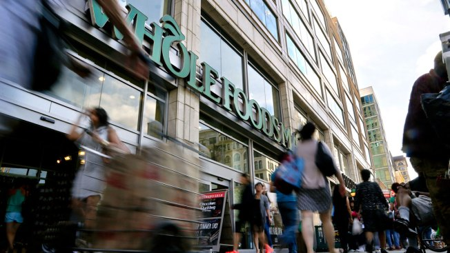 Amazon buying Whole Foods for $13.7 billion
