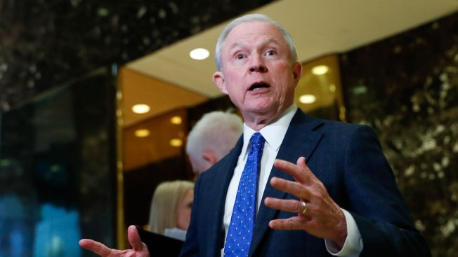 Trump Justice Department Could Shift Drug Prosecution Policies