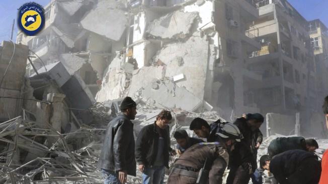 Conditions in Aleppo 'Barely Survivable': UN Humanitarian Chief