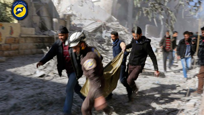 Hospital Airstrikes Cut Off Civilian Access to Medical Care in Aleppo