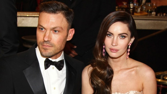 Brian Austin Green Shares Photos of Kids With Megan Fox