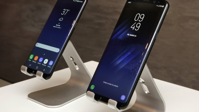 New Samsung Galaxy S8 phones throw down a challenge to Apple