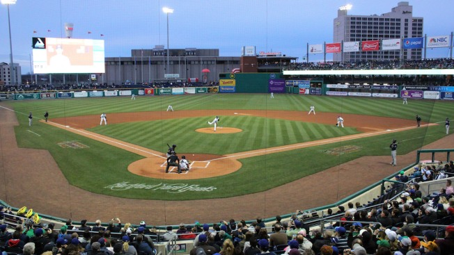 Yard Goats Turf Manager Named Eastern League Field Manager of the Year for the Second Year in a Row