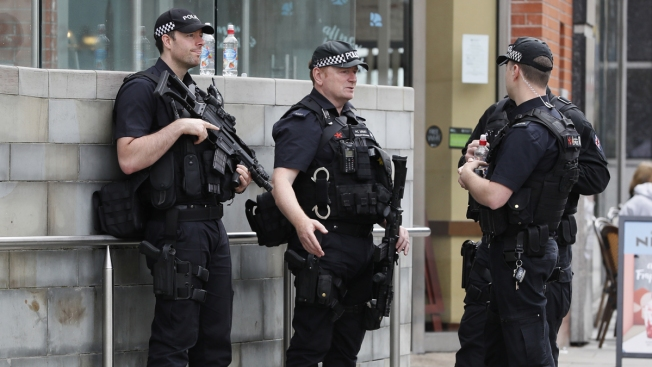 Manchester attack: Two released without charge, total 14 in police custody