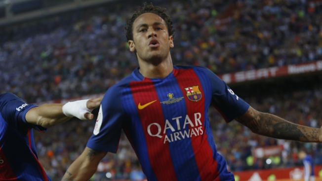 Brazilian Soccer Star Neymar Shatters World Record With $262 Million Move From Barcelona