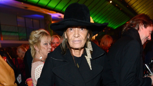 Model, actress and Rolling Stones muse Anita Pallenberg dies at 73