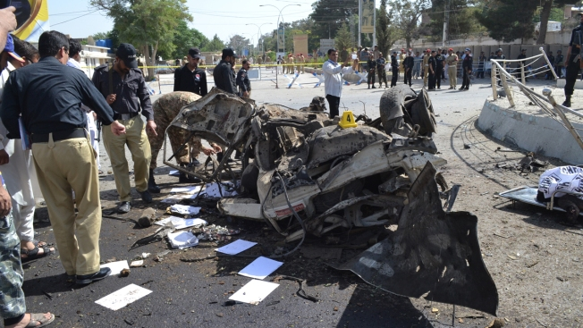 Death Toll From Pakistan Attacks Climbs to 85