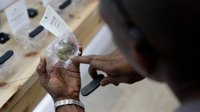 Tourists, Locals Buy Nevada's Legal Recreational Marijuana