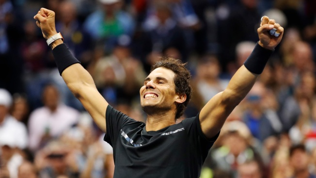 Sweet 16: Nadal Beats Anderson for 3rd US Open, 16th Major