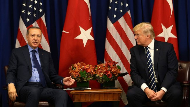 Erdogan: Turkey does not recognize U.S. ambassador after visa spat