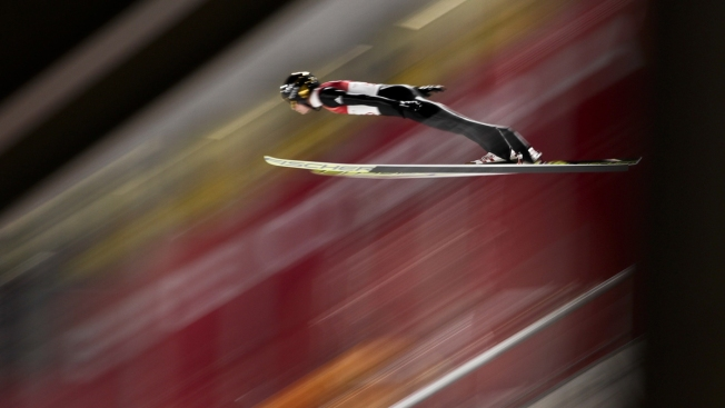 4 Americans Miss Out on 1st Men's Ski Jump Medals