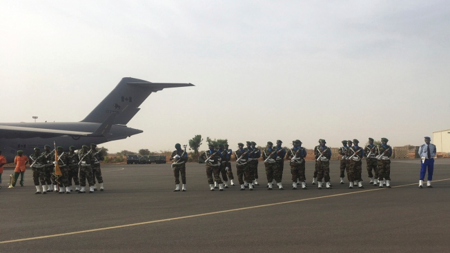 US Military Opens Annual Counterterrorism Training in Niger