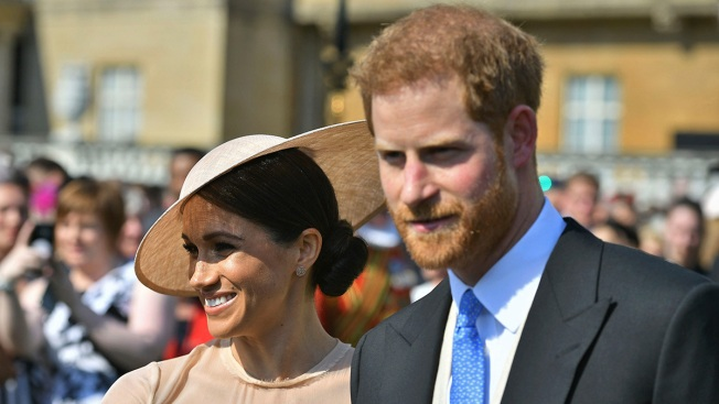[NATL] Prince Harry and Meghan Markle Begin New Life as Duke and Duchess of Sussex