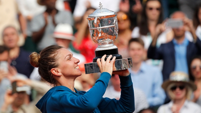 Simona Halep Wins French Open, Tops Sloane Stephens