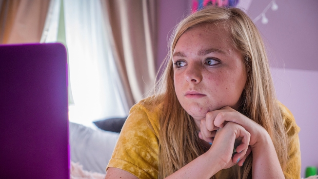 Teens, Parents Head Out to See 'Eighth Grade'