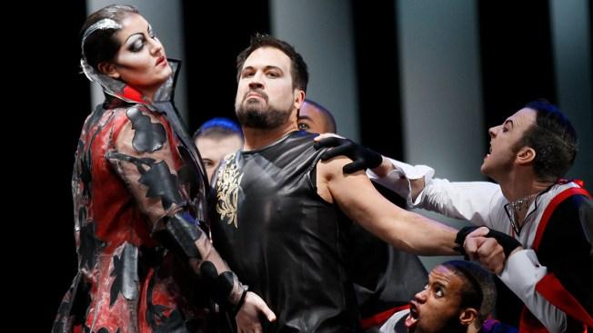 Opera Singer David Daniels and Husband Arrested on Sex Assault Charge