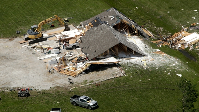 [NATL] Extreme Weather Photos: U.S. Sees Surge in Tornado Activity for 2019