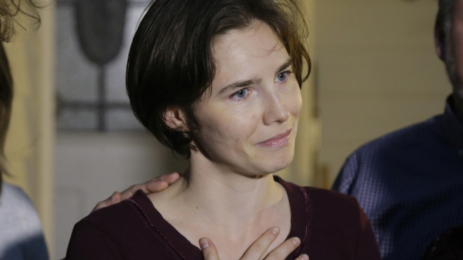 Italy Ordered to Pay Amanda Knox Damages Over 2007 Questioning