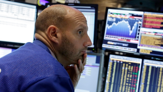Wall Street Suffers Amid China Slowdown Fears, Dow Drops More Than 450 Points