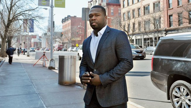 50 Cent: Secret Service Is Asking About 'Prop' Money