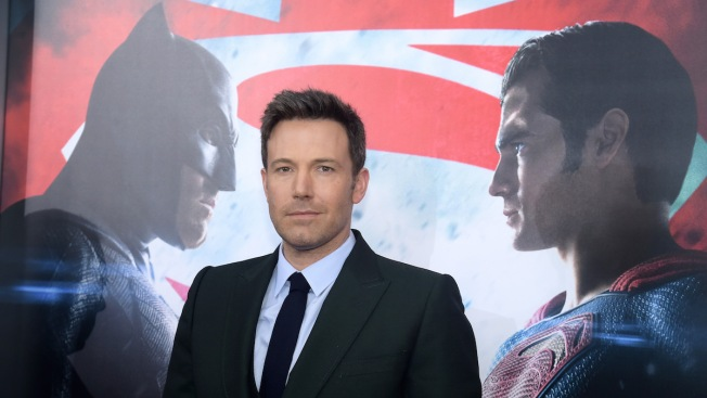 Ben Affleck Won't Direct New Batman Movie, But Will Produce, Star