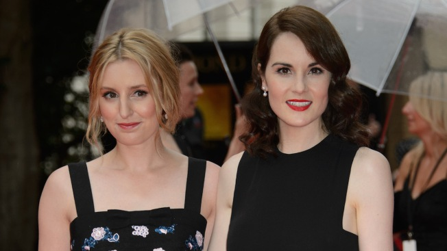 'Downton Abbey' Cast Says Emotional Farewell to Series