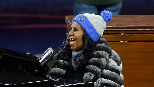 Aretha Franklin's Rendition of 'The Star-Spangled Banner' Causes a Social Media Stir