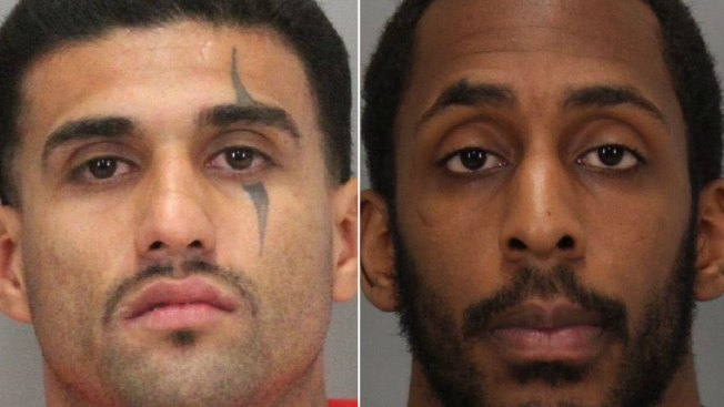2 Calif. Inmates on Lam After Rappelling From 2nd-Story Cell