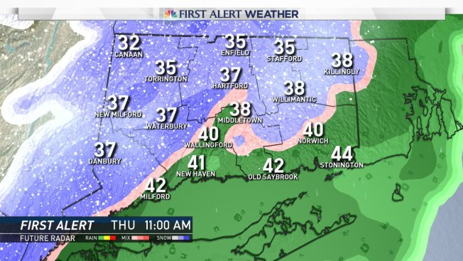 Morning Forecast for Feb. 16