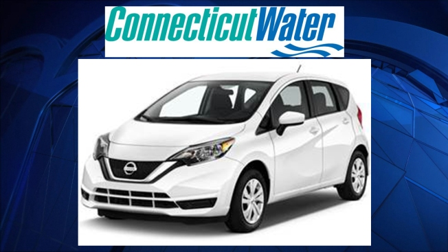 CT Water Issues Warning About Stolen Company Car