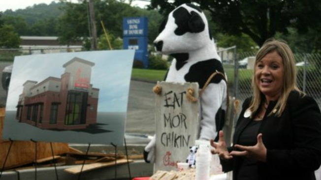 Chick-fil-A Breaks Ground on First Connecticut Restaurant