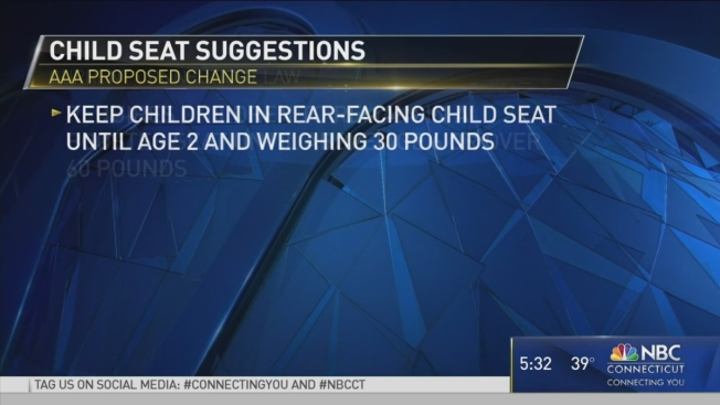 Bill Proposes Changes to Child Safety Seat Laws in Connecticut - NBC ...