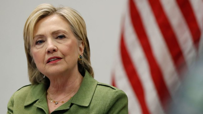 Clinton Receives First Classified Security Briefing as Democratic Nominee