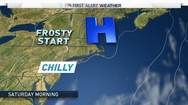 Ryan's Take: Another Frosty Morning on the Way
